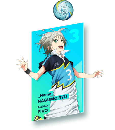 _Name NAGUMO RYU Position PIVO