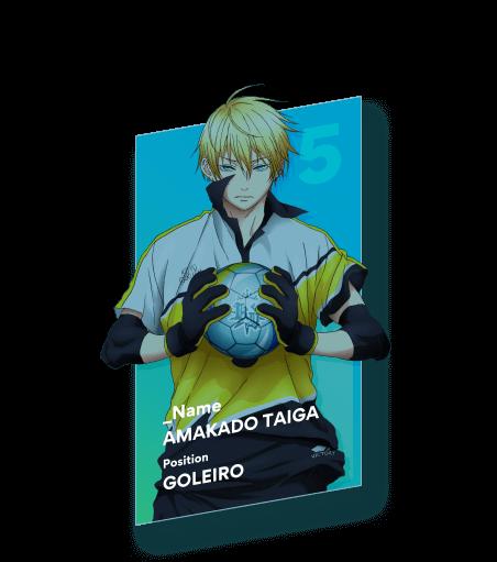 _Name AMAKADO TAIGA Position GOLEIRO