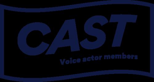 CAST Voice actor members