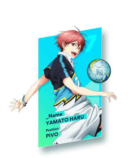 _Name YAMATO HARU Position PIVO